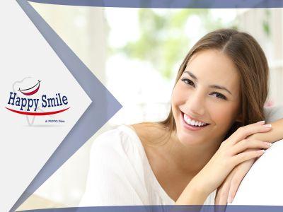 offerta pulizia denti promozione panoramica dentale occasione visita denti happy smile