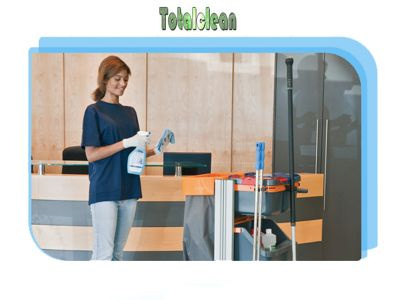 promozione servizio pulizia offerta pulizie industriali totalclean