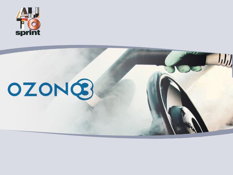 Offerta Lavaggio Interno Auto Treviso -Promozione Ozon3 trattamento ozono-CarrozzeriaAutosprint