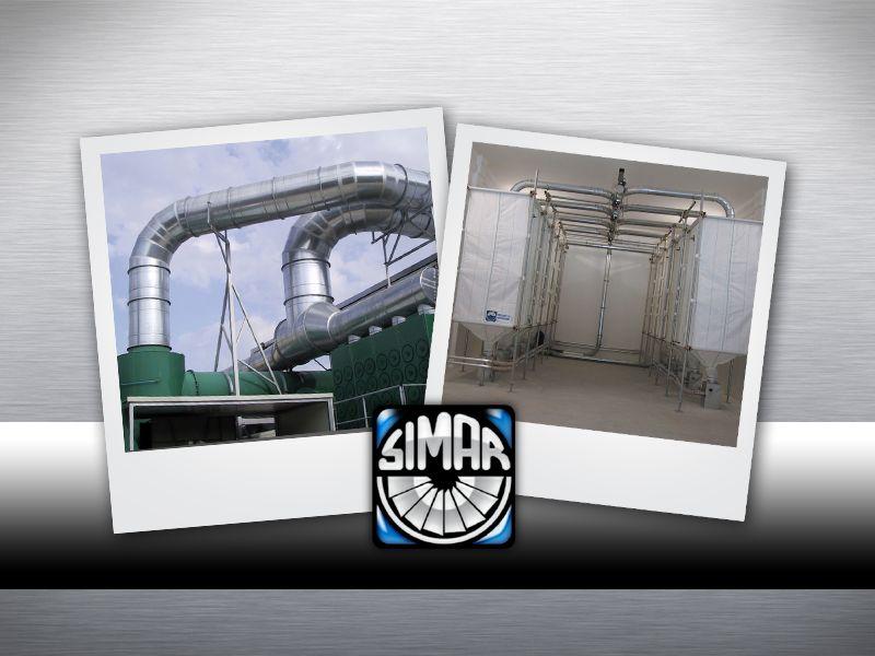 offerta produzione impianti aspirazione aria promozione impianti aspirazione aria simar