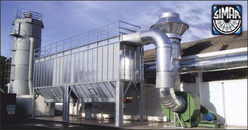 simar offerta impianti di filtrazione per aziende - occasione sistema di filtrazione industriale