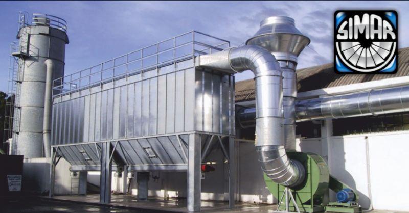 simar offerta impianti di filtrazione fumi - occasione impianti di filtrazione polveri perugia