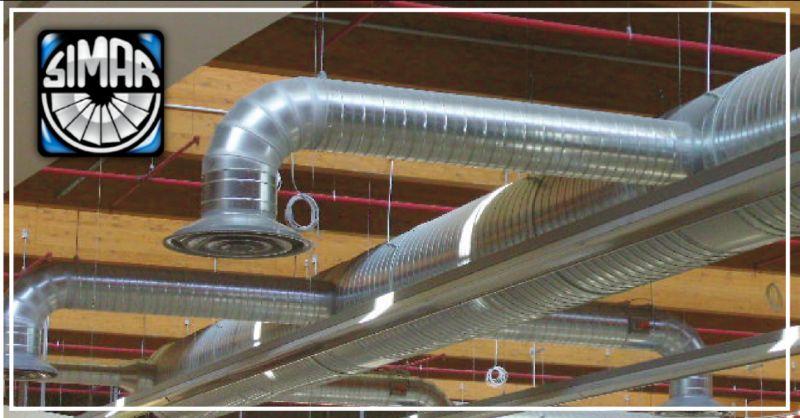 simar offerta impianto ventilazione - occasione impianto climatizzazione perugia