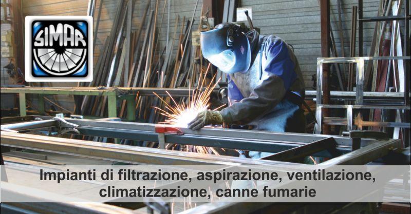 simar offerta impianti di filtrazione - occasione impianti climatizzazione aziende perugia