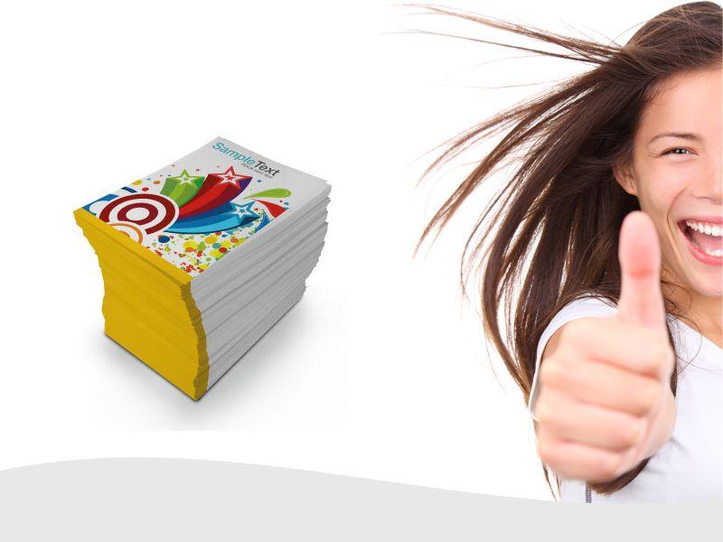 Offerta volantinaggio - Occasione brochure - Promozione cartellonistica - Eliograf