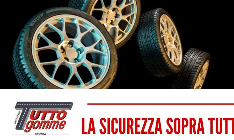 Tutto gomme Offerta controllo pneumatici cosenza - offerta sostituzione pneumatici cosenza