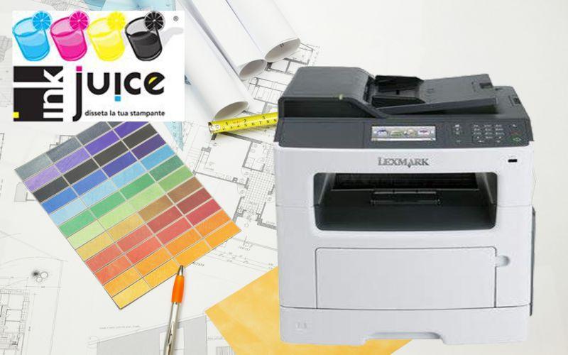 Offerta stampante  lexmark mx410 castrolibero - promozione sconto toner originale compatibile