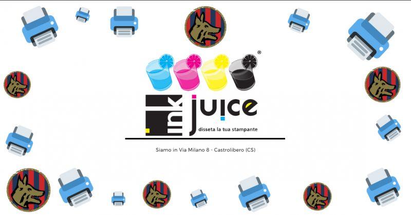 ink juice offerta cartucce rigenerate cosenza - promozione toner rigenerati cosenza
