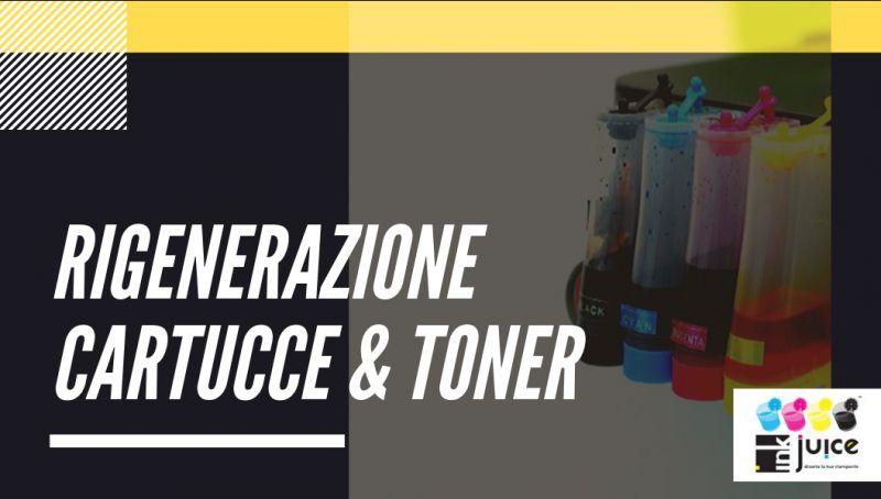 Ink juice offerta cartuccia rigenerate cosenza - promozione cartucce compatibili cosenza
