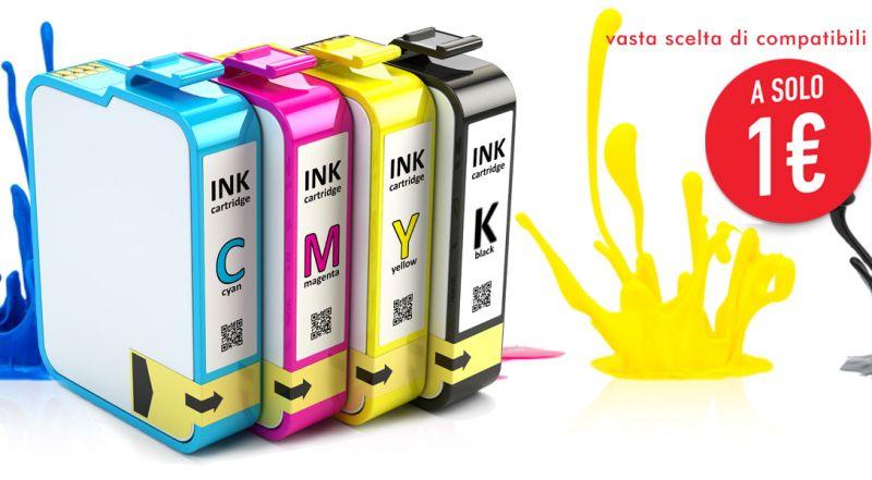 Offerta compatibili per stampanti Ink-jet Castrolibero – Promozione compatibili Ink-jet Cosenza