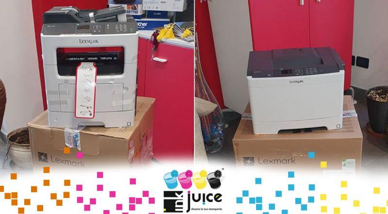 Offerta stampante a colori Lexmark Castrolibero Cosenza – Promozione stampante Lexmark multifunzione Castrolibero Cosenza