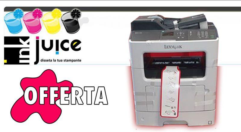Offerta stampanti Lexmark MX317 con garanzia Castrolibero Cosenza – Promozione stampante Lexmark con garanzia estendibile Cosenza