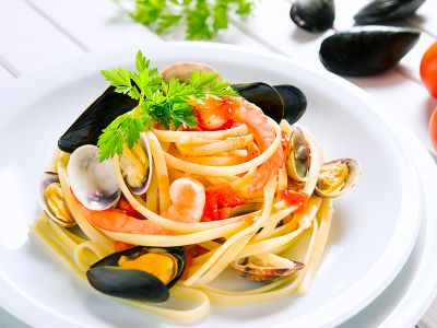 offerta menu pesce promozione menu a base di pesce ristorante pizzeria nettuno