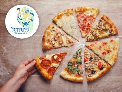 offerta pizzeria a domicilio rende promozione gusti pizza forno a legna rende