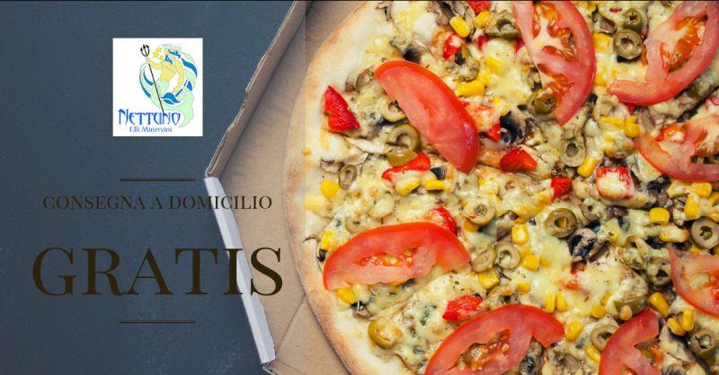 Promozione pizza a domicilio cosenza - servizio pizza gourmet cosenza - promozione pizza rende