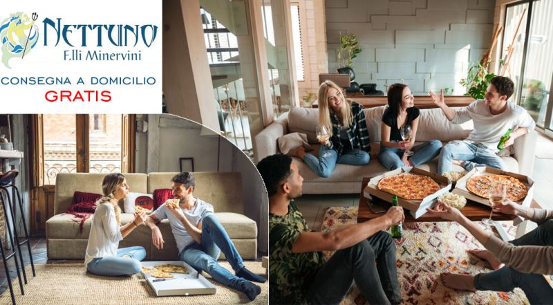 Offerta consegna pizza gratis a domicilio Rende – Promozione consegna pizza casa Cosenza