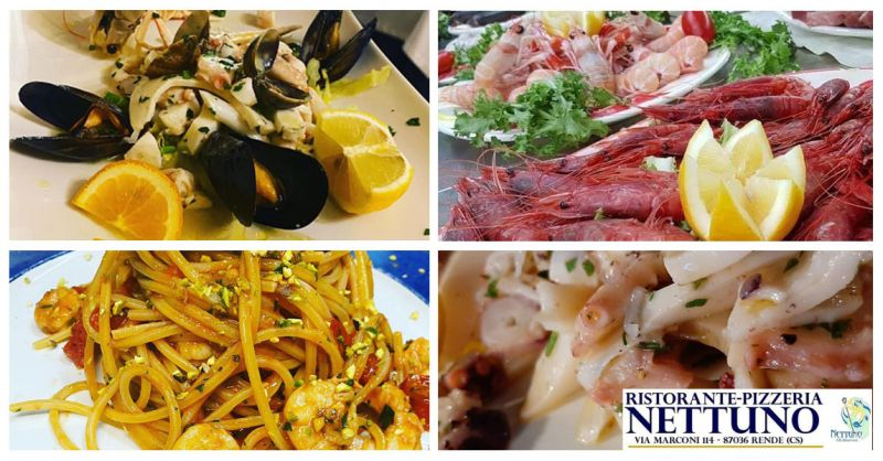 Offerta cucina tipica marinara e silana cosenza – promozione ristorante menu a base di pesce rende