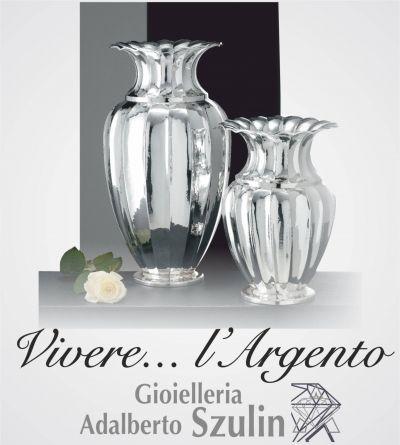 offerta argento e gioielli promozione argento e argenteria gioielleria adalberto szulin