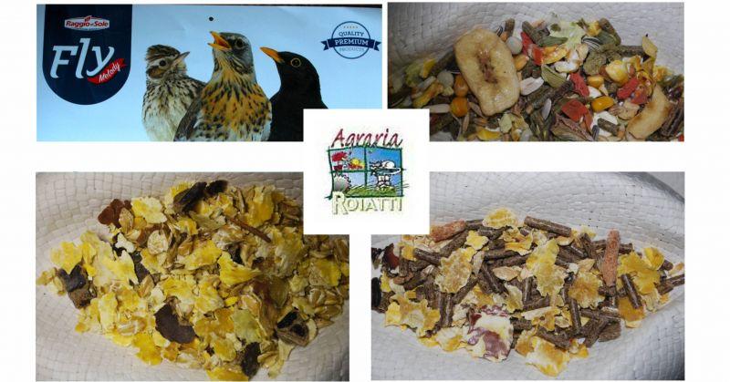 offerta vendita mangimi per animali da cortile - occasione vendita semi per ornitologia