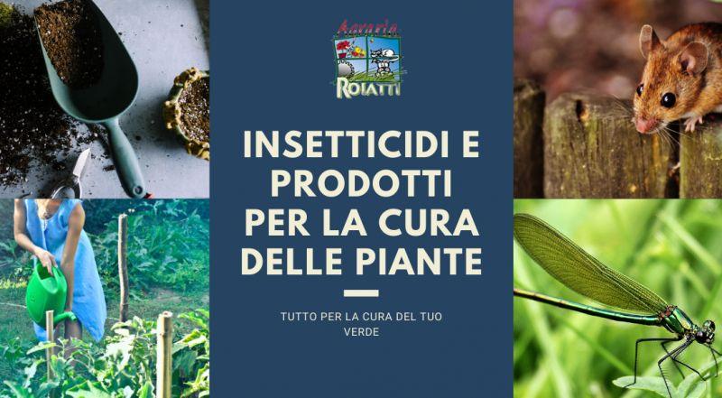 Occasione accessori per il giardinaggio o insetticidi in vendita a Udine – Vendita vivaio a Udine