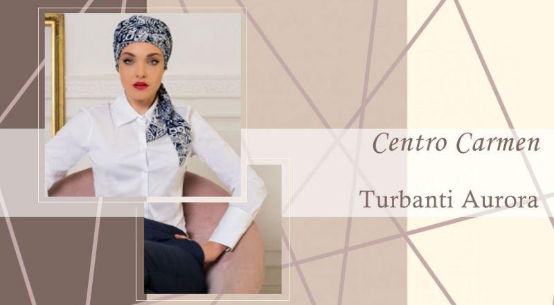 Centro Carmen - offerta turbanti aurora collezione primavera estate