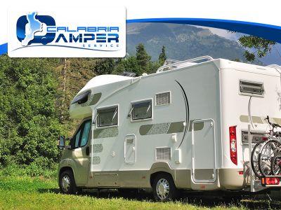 offerta oscuranti camper promozione oscuranti cabina camper calabria camper service