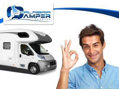 offerta check up camper promozione assistenza camper calabria camper service