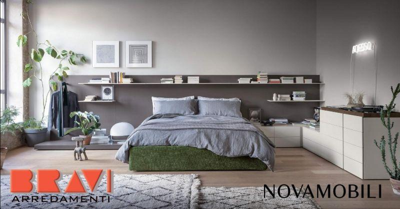 offerta vendita arredamento zona notte Piacenza - occasione arredamenti per camere da letto