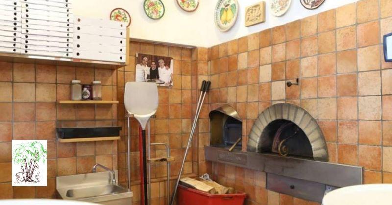 Bar Pizzeria alle Palme offerta pizza integrale - occasione ristorante tradizionale Volano