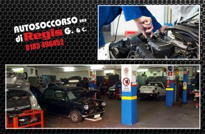 offerta officina autoriparazioni promozione autofficina mobile autosoccorso regis