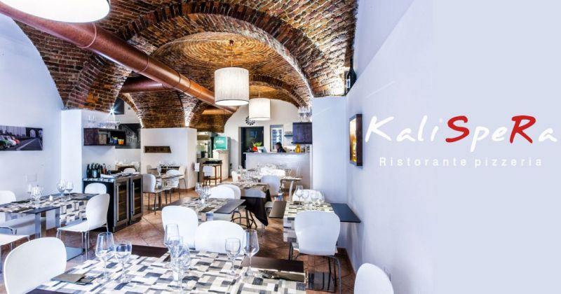 KALISPERA - offerta ristorante pizzeria a Oristano