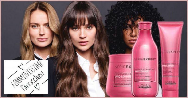 offerta trattamento pro longer per capelli più lunghi e forti - FEMMINISSIME UNISEX