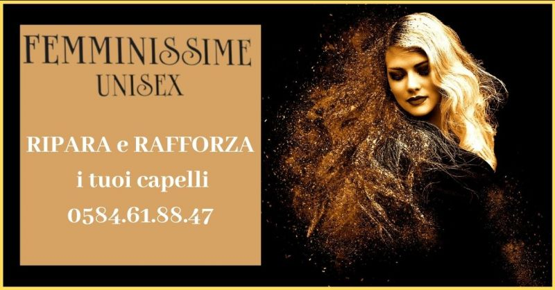 Promozione trattamenti per la cura capelli - offerta parrucchieri Lido di Camaiore