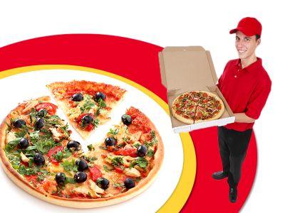 offerta pizza a domicilio promozione consegna pizza giorni festivi pizzeria pizza sprint