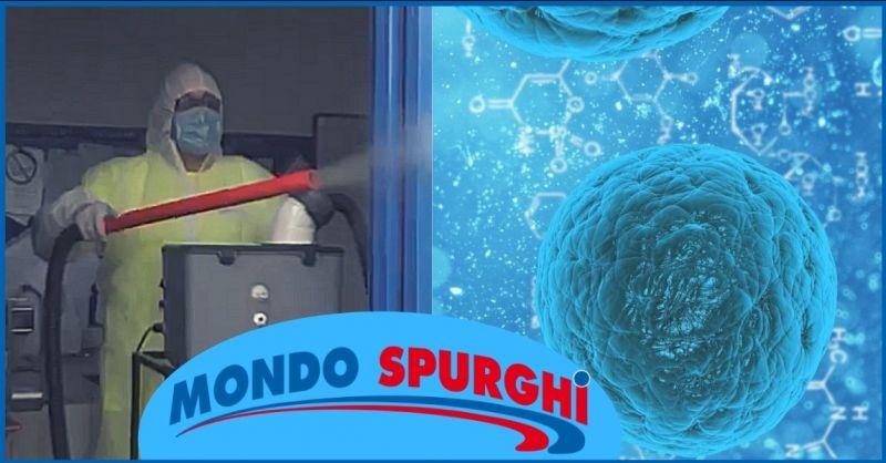 occasione sanificazione locali e automezzi con ozono e nebulizzatori al cloro - MONDO SPURGHI