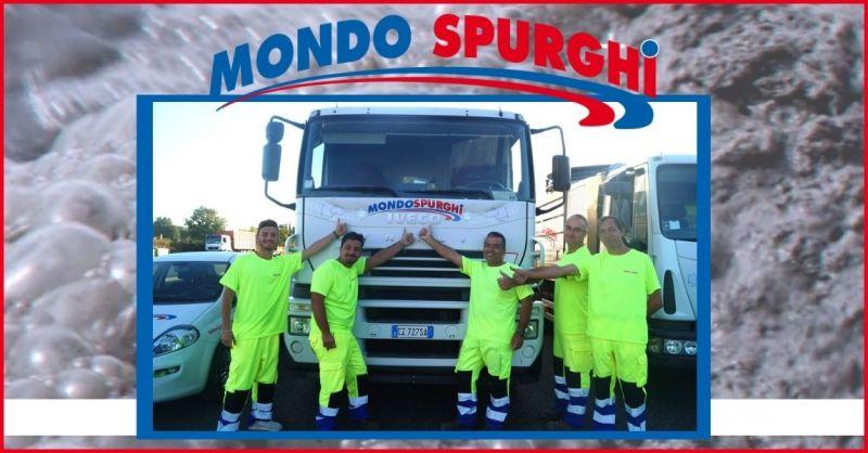 MONDO SPURGHI Siena e Arezzo - offerta smaltimento rifiuti speciali industriali Siena e Arezzo