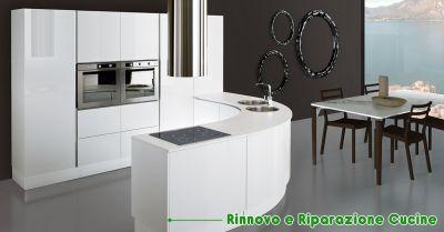 offerta rinnovo e riparazione cucine componibili a torino ascam design