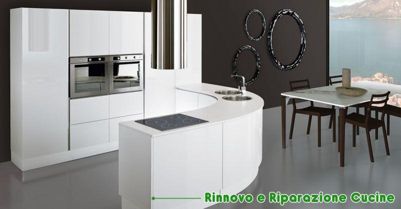 Offerta rinnovo e riparazione cucine componibili a Torino - Ascam Design