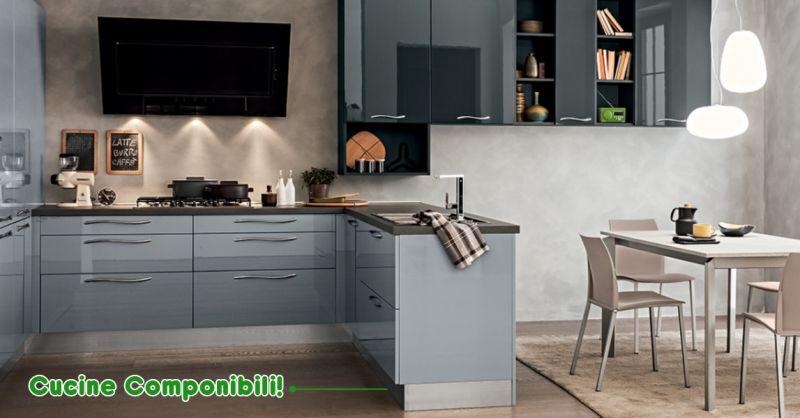 Cucine Componibili Su Misura A Torino.Offerta Vendita Cucine Componibili Su Misura Multi Marca