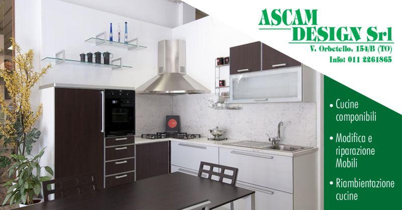 Offerta Sostituzione Top Cucina - Occasione Sostituzione Piano di Lavoro Cucina Torino