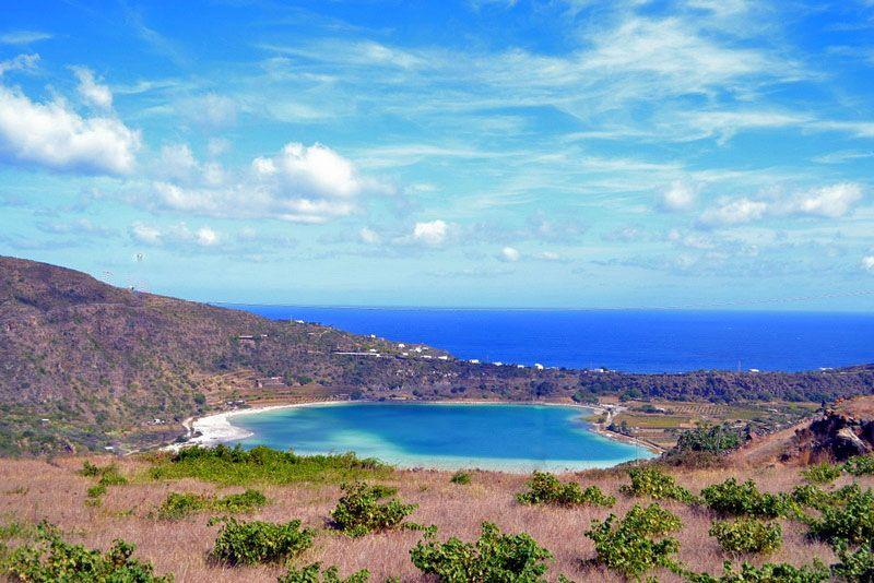 nordic walking mare e relax nellisola di pantelleria