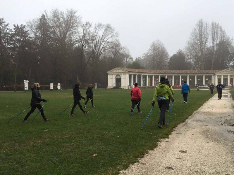 Corso base Nordic Walking a Treviso