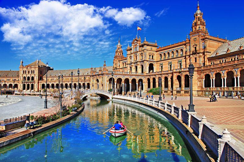 Esplorando Sevilla con il Nordic Walking