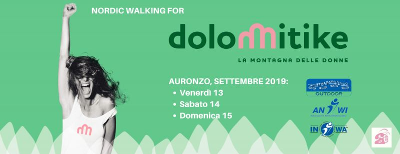 Nordic Walking for Dolomitike