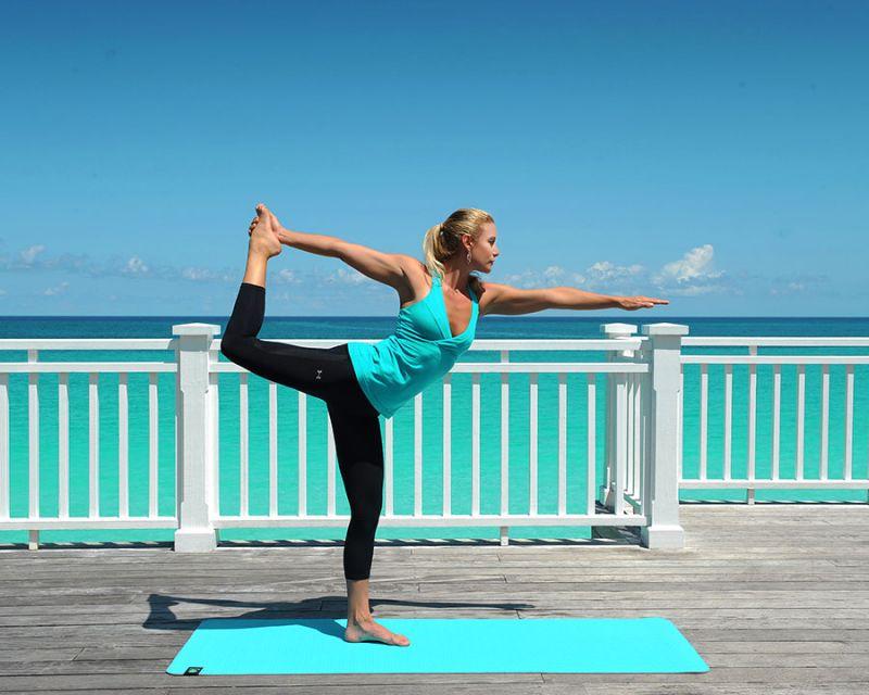 Corso Yoga fitness (palestra Treviso)