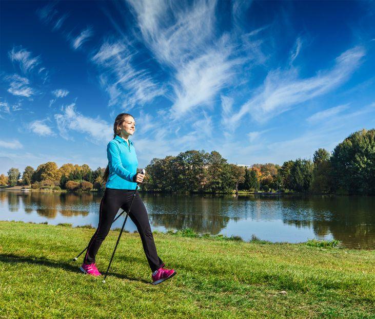 Offerta corso per imparare il Nordic Walking a Treviso