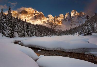 occasione nordic walking vacanze invernali a tonadico offerta esperienza sulle neve tonadico