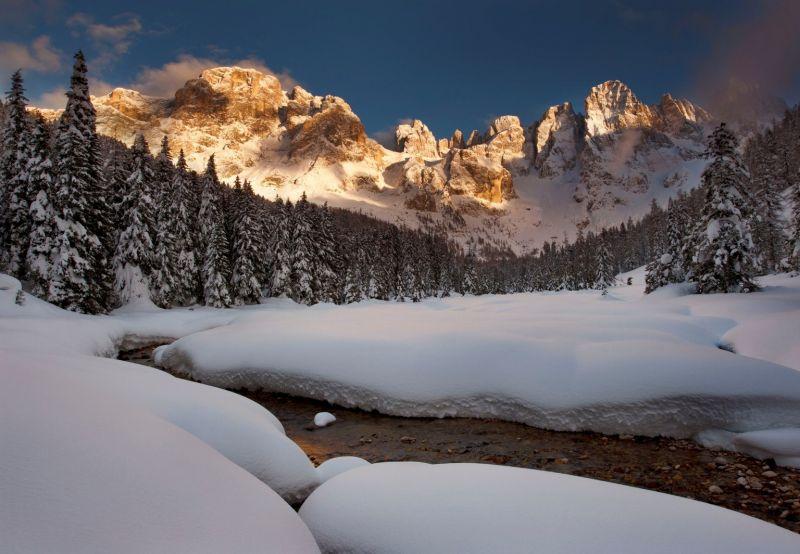 Occasione Vacanze invernali Nordic Walking a Tonadico - Offerta wellness in montagna a Tonadico