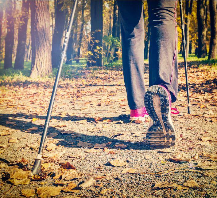 Offerta corso per imparare il Nordic Walking a Treviso - Occasione istruttori qualificati per attività sportive a Treviso