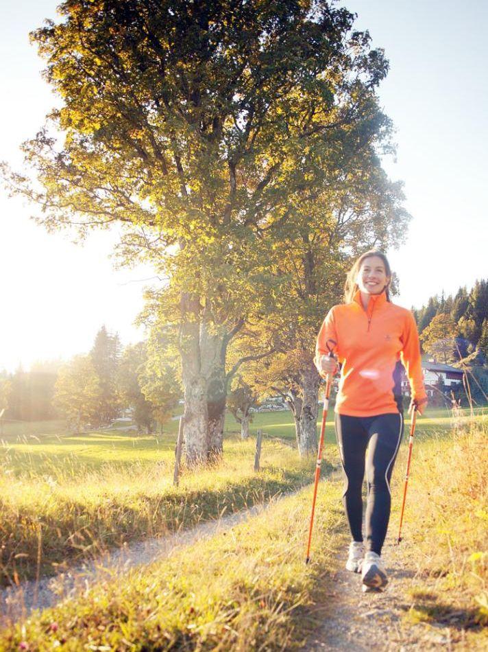 Offerta corso per imparare le tecniche del Nordic Walking a Treviso